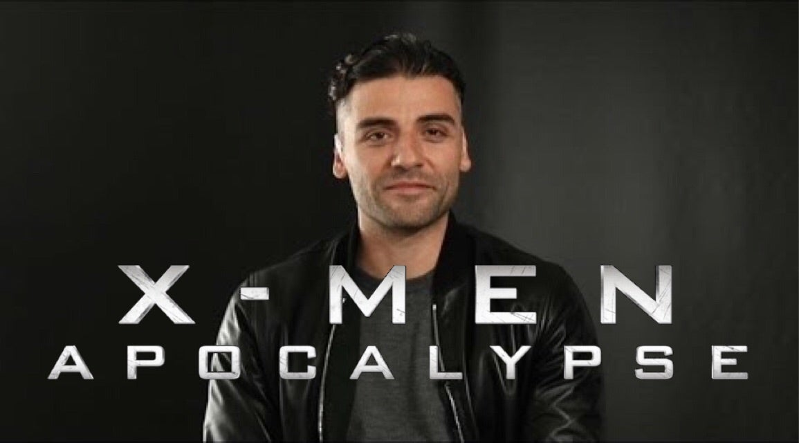 Oscar Isaac Starts X-Men: Apocalypse Filming This Week, Shows Off New Haircut
