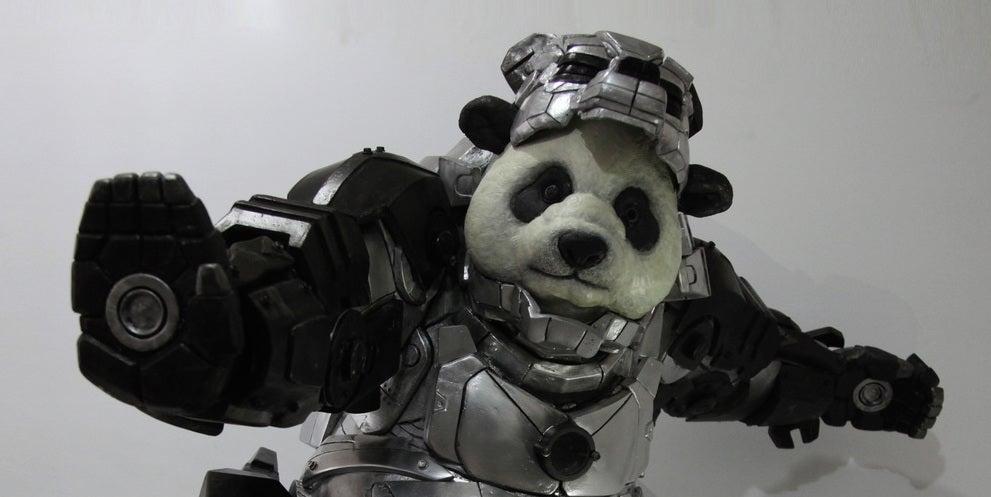 zoom BI heng Dragon panda-M size 2
