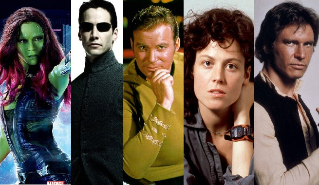 Sci-Fi Stars: Five Actors Who Starred in Multiple Science Fiction Franchises