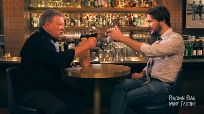 Wil Wheaton Gives William Shatner A Lesson In Video Games