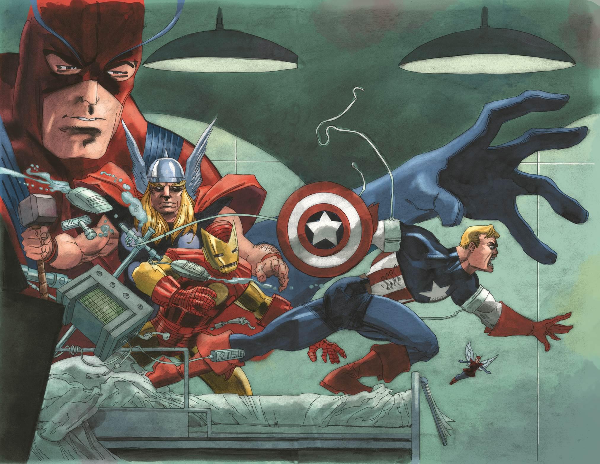 Captain America White 1 Preview 2