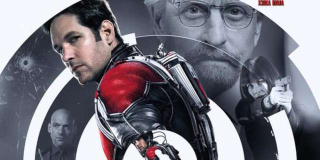 Marvel's Russian Ant-Man Poster Might Be The Best One Yet