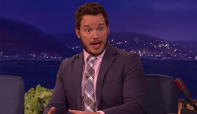 Chris Pratt Thought He Killed A Little Person Making Jurassic World