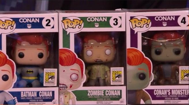 Conan's Comic-Con Guests Announced