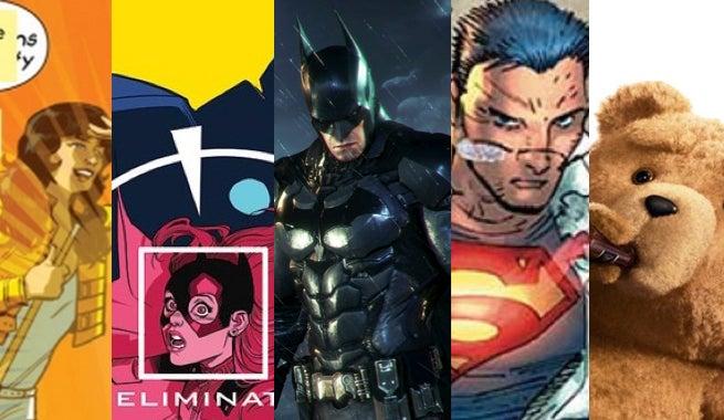 ComicBook Countdown for the Week of June 22