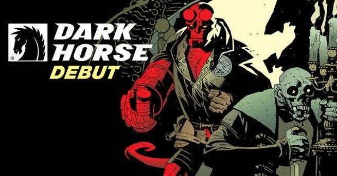 Dark Horse Comixology