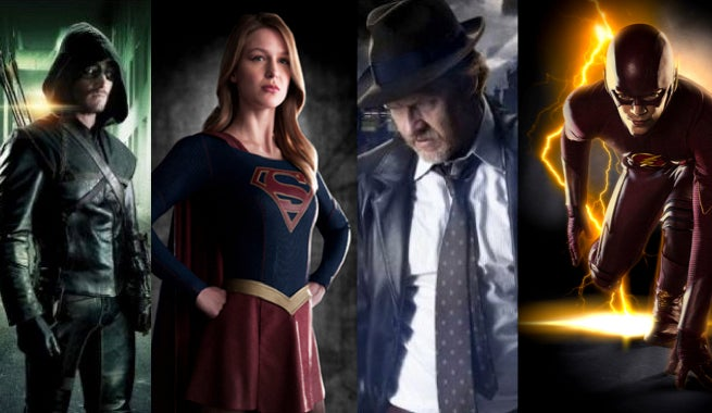 Warner Bros. Television Comic-Con 2015 Schedule Revealed