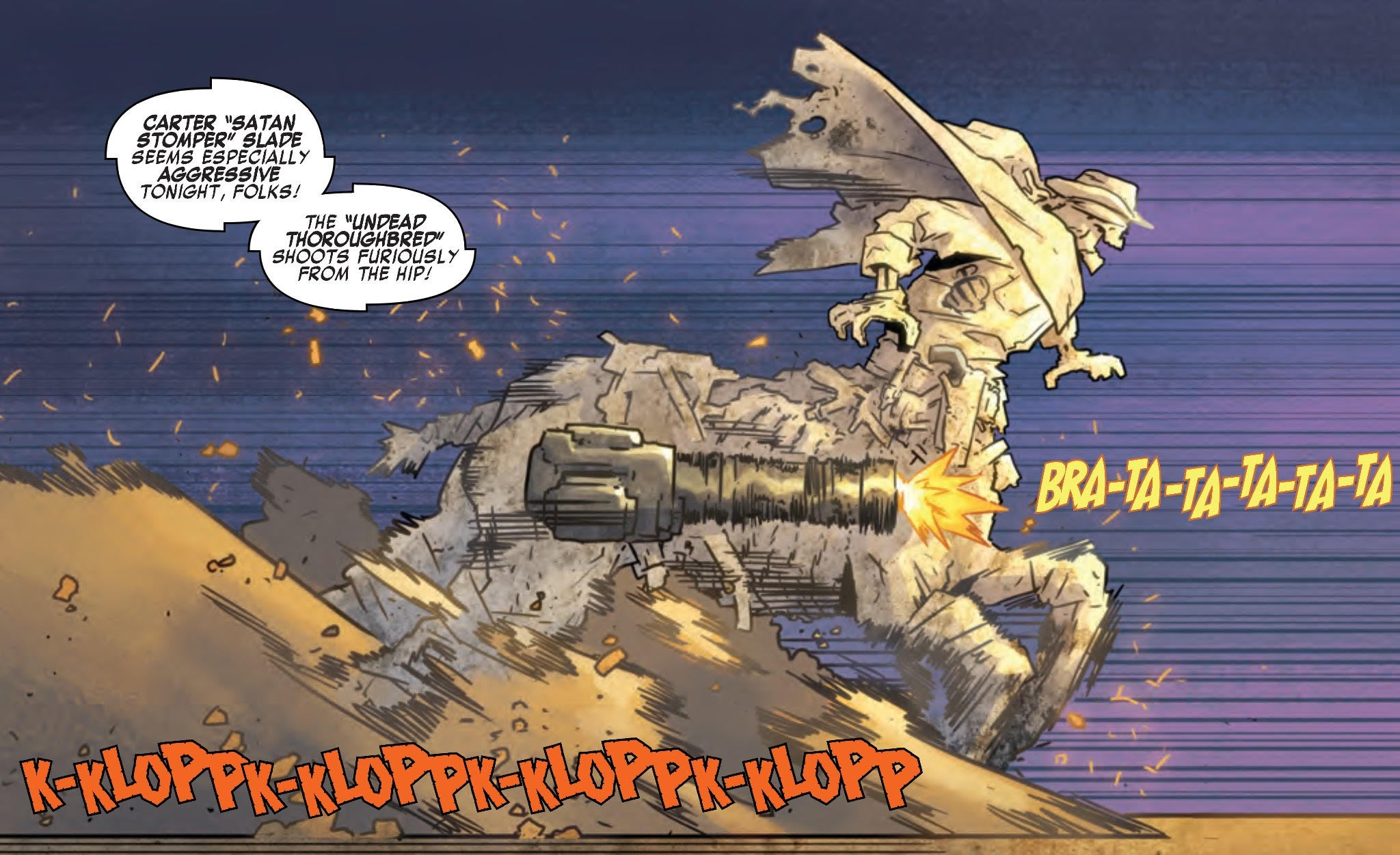 FF - Ghost Racers #1