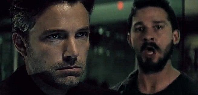 Batman & Shia Labeouf V. Superman Is The Dawn Of Do It