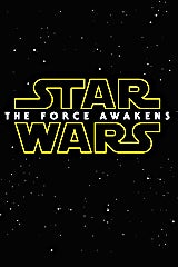 Star Wars: The Force Awakens movie poster image