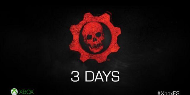 Gears Of War Teases E3 Trailer Drop