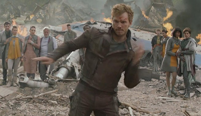 Guardians Of Galaxy Star Chris Pratt Says Fans Challenge Him To Dance-Offs
