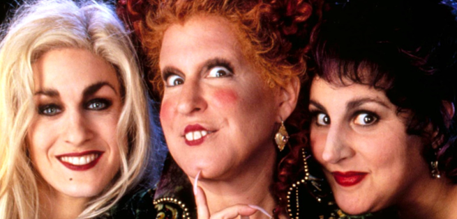 Bette Midler Says There Will Not Be A Hocus Pocus Sequel