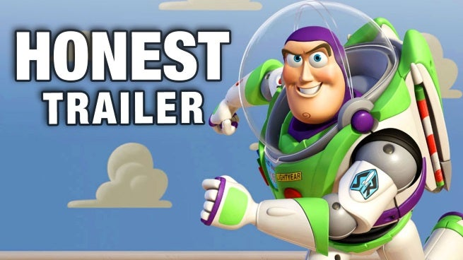 honest trailers toy story
