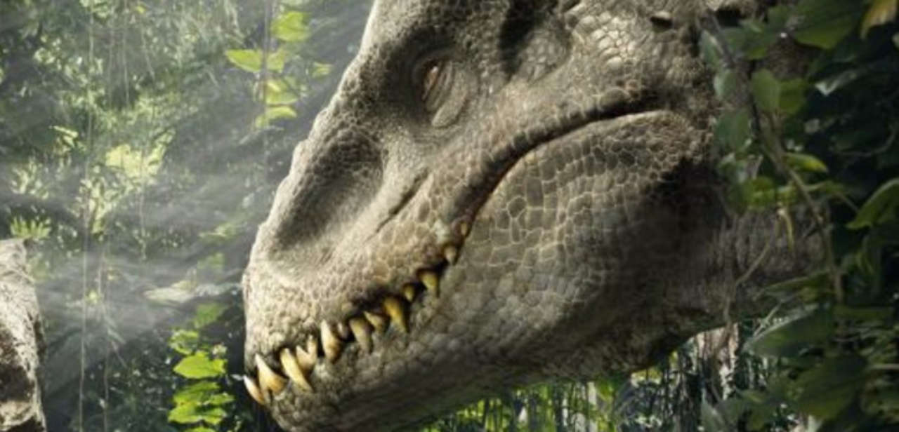 """Indominus Rex Ups The """"Wow Factor"""" In New Jurassic World Clip"""