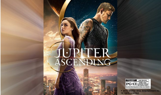 Jupiter Ascending: Enter For A Chance To Win A Digital HD Copy