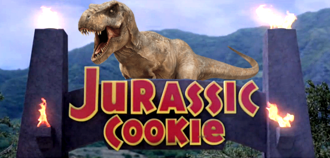 Sesame Street Spoofs Jurassic World With Jurassic Cookie