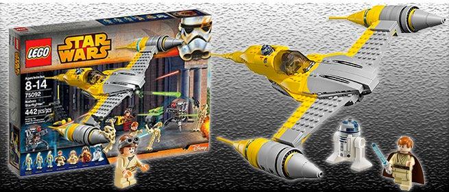 LEGOnaboo