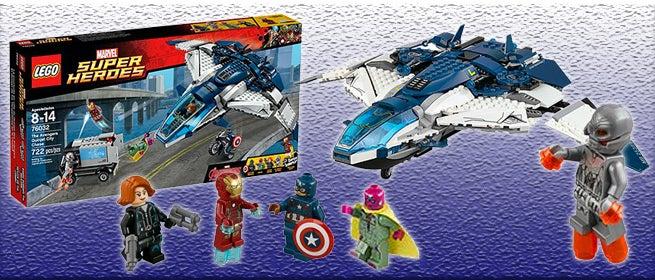 LEGOquinjet