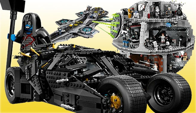 The Five Best Comic Book LEGO Sets Ever