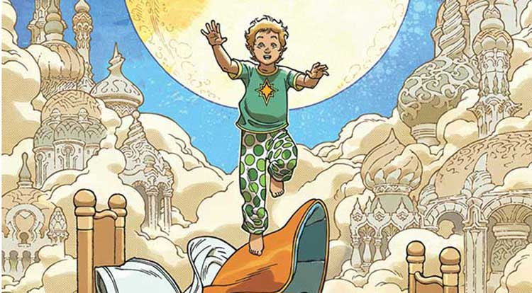 Little Nemo Return to Slumberland - Eisner