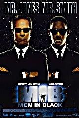 Men In Black movie poster image