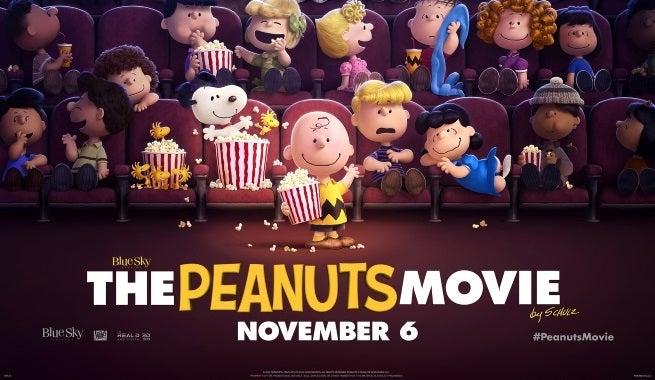peanuts top