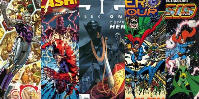 How Long Does A DC Comics Reboot Last?
