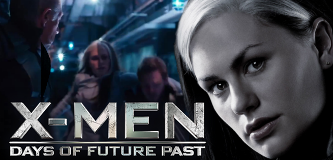 """""""Sentinel Attack"""" Clip From Rogue Cut Of X-Men: Days Of Future Past"""