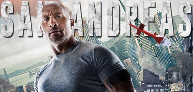 "Dwayne ""The Rock"" Johnson's San Andreas Passes $400M At Global Box Office"