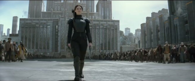 Hunger Games: Mockingjay Part 2 - 38 Images From The Trailer