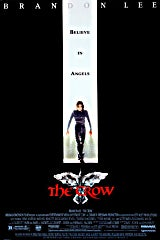 The Crow movie poster image