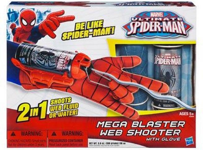 web shooters