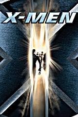 X-Men (2000) movie poster image