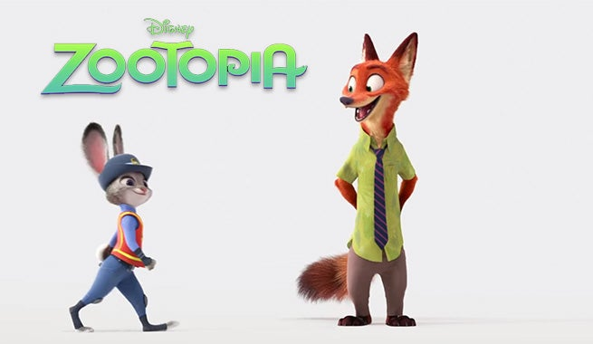 Zootopia Trailer Officially Released
