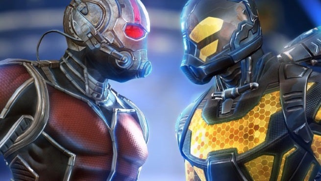 ant-man game - h - 2015