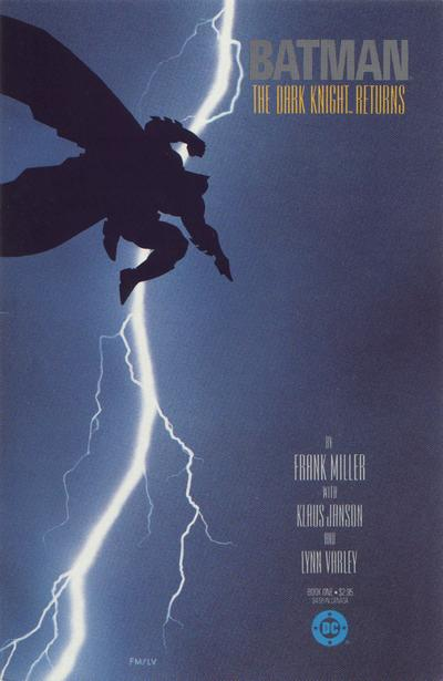 Batman - Dark Knight Returns 1
