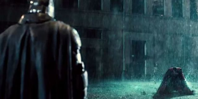 Batman V. Superman Comic-Con Trailer Released Online