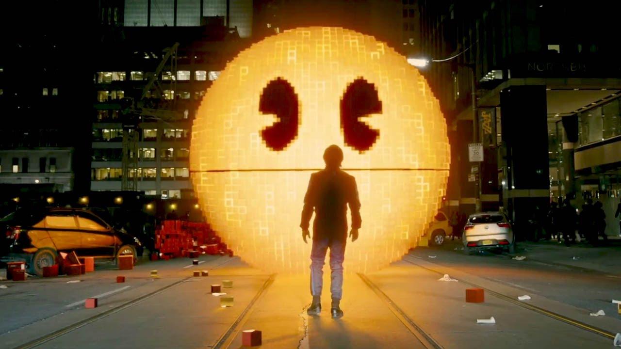CC - Pixels Movie
