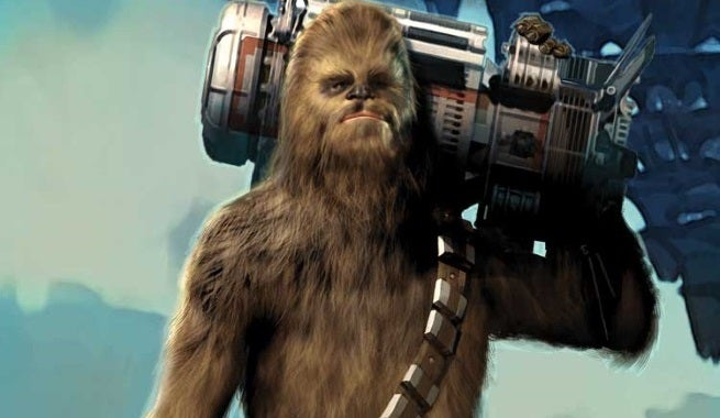 chewbacca variant top