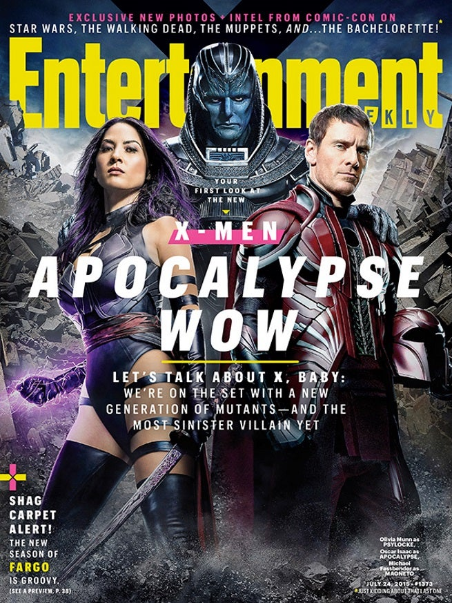 X-Men: The History Of Apocalypse's Four Horsemen