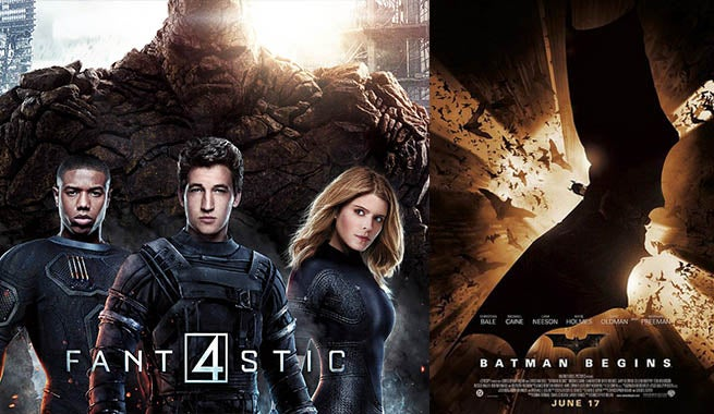 Fantastic Four Cast Interview: Comparing Film To Batman Begins