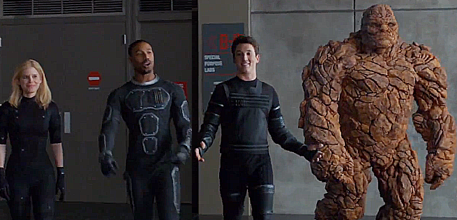 The Thing's Thing: Should Fox Cover Up Ben Grimm's Boulders?