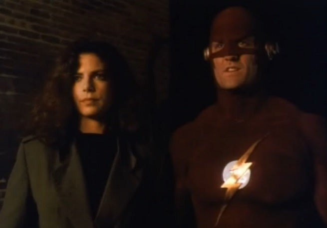 The Flash Throwback Recaps With John Wesley Shipp: Watching the Detectives