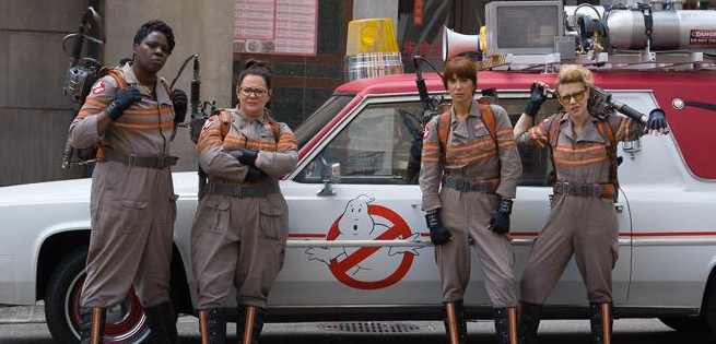 Ghostbusters Isn't Coming To China
