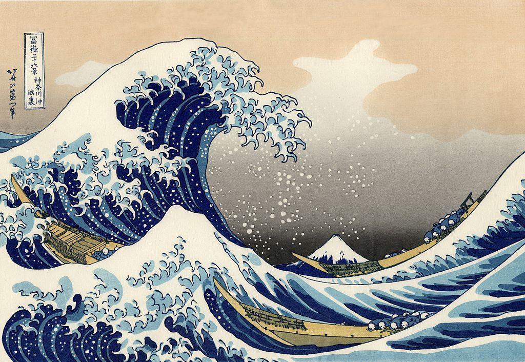 Great Wave Off Kanagawa