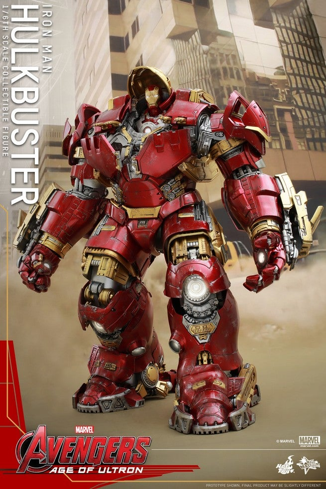 Hot Toys - Avengers - Age of Ultron - Hulkbuster Collectible Figure Update_PR1