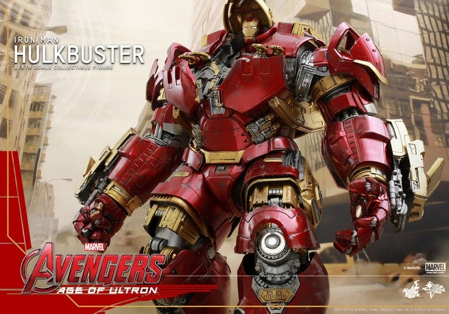 Hot Toys - Avengers - Age of Ultron - Hulkbuster Collectible Figure Update_PR3