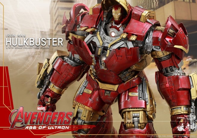 Hot Toys - Avengers - Age of Ultron - Hulkbuster Collectible Figure Update_PR4