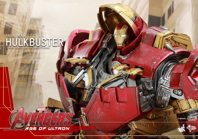 Hot Toys - Avengers - Age of Ultron - Hulkbuster Collectible Figure Update_PR5